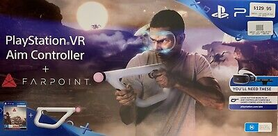 AU360 • Buy Farpoint Bundle PS VR Aim Controller  (PS4 / PSVR)