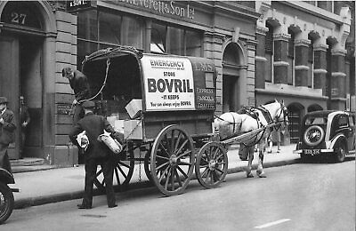£1.75 • Buy Horse Drawn Transport Delivery.  Nostalgia Postcard Reproduction