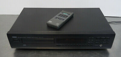 Yamaha CDX-470 Disc Player Inklusive Fernbedienung CD Player • 70.23£