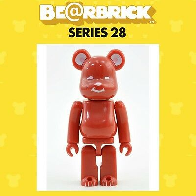 $12.95 • Buy Medicom Be@rbrick Bearbrick 28 SECRET CHASE 5/192 Artist Clot [Red] Polar Bear