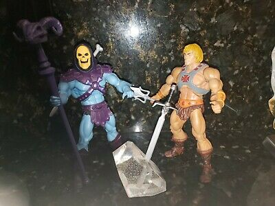 $29.99 • Buy MOTU Classics Sword Of Ancients Crystal Base Stand Snake Mountain Super7 Mattel