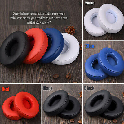 Replacement Ear Pads Cushion For Beats Dr Dre Studio 2.0 Headphone Wireless • 3.35£