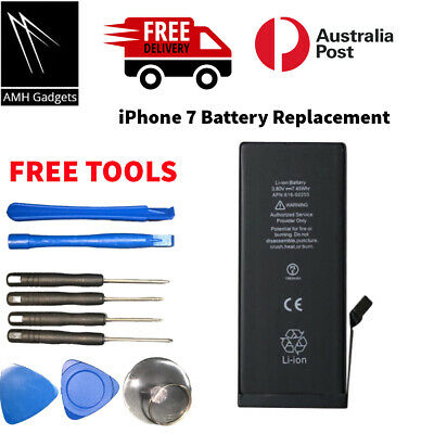 AU16.99 • Buy NEW Replacement Battery For APPLE IPhone 7 OEM 100% Capacity With FREE Tools