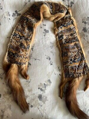 Real Vintage Fox Fur Stole  • 11.60£