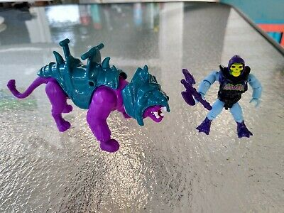 $25 • Buy Mega Construx Masters Of The Universe MOTU Panthor & Skeletor From Point Dread