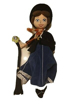 "Original Disney Store Mary Poppins Large Soft Plush Toy Rag Doll 21"" Walt Disney • 0.99£"