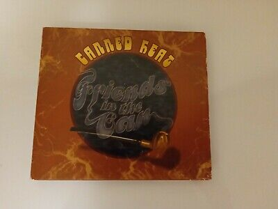 Canned Heat - Friends In The Can CD • 8£