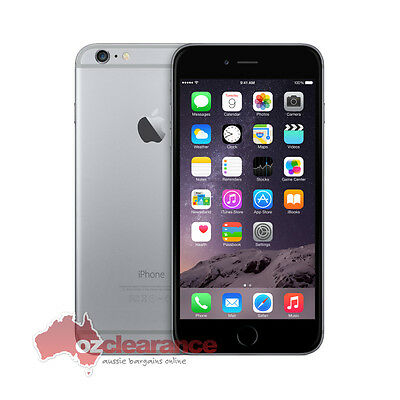 AU239 • Buy USED | Apple IPhone 6 Plus | 64GB | Space Grey | No Touch ID