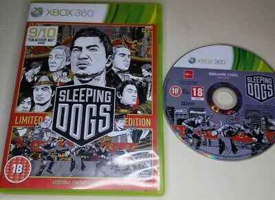 £3.09 • Buy Sleeping Dogs Limited Edition - Xbox 360 Game Complete With Manual