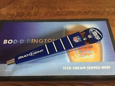 $ CDN40 • Buy Bud Light Nfl Draft Beer Tap Handle In Like New Condition