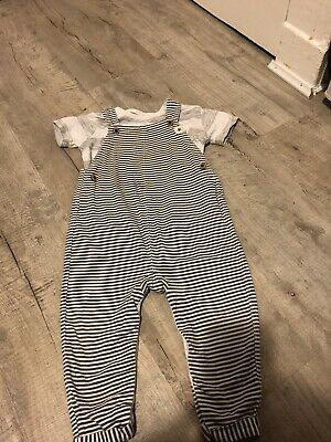 Boys 12-18 Months Dungarees • 2.20£