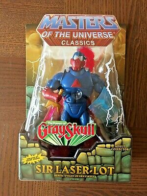 $8.50 • Buy MOTUC Masters Of The Universe Classics Sir Laser-Lot MOTU Action Figure MOC