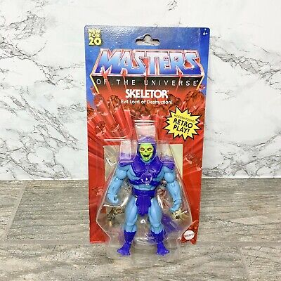 $29.99 • Buy NEW SEALED Mattel SKELETOR Masters Of The Universe Origins Retro 5.5""