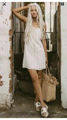 AU320.69 • Buy  Spell & The Gypsy Collective Cinder Singlet Mini Dress XL