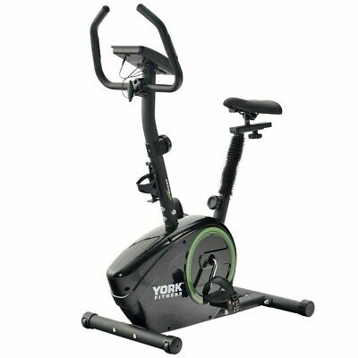 York Upright Exercise Bike Active 110 Cardio Workout Fitness Machine Spin Cardio • 199.99£
