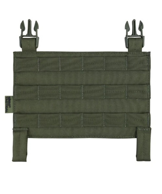 Kombat UK Buckle-Tek MOLLE Panel - Olive Green Military Style • 11.99£