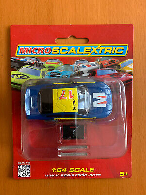Micro Scalextric-US Stock Car-Rare Blister Pack-New And Sealed • 12£