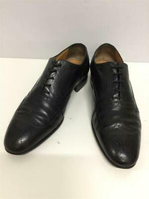 $ CDN346.60 • Buy ARTIOLI  LEATHER Black From Japan Dress Shoes 6866