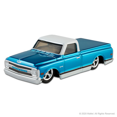 $74.99 • Buy Hot Wheels RLC Exclusive 1969 Chevy® C-10 Confirmed Preorder! Fast Shipping!