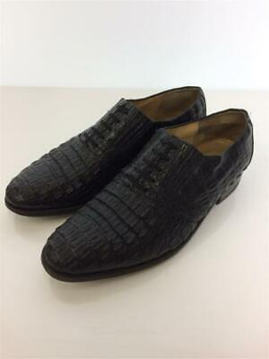 $ CDN1162.37 • Buy ARTIOLI LEATHER UK8.5 27.5 MADE IN ITALY Size 9 Black Dress Shoes 3774