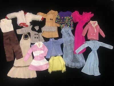 $ CDN16.27 • Buy Vintage Barbie Clothes Outfits Mixed Lot