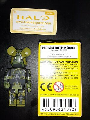 $160 • Buy Bearbrick 400 Halo
