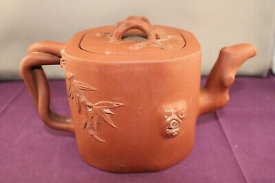 AU195 • Buy Antique Chinese Yixing Clay Teapot