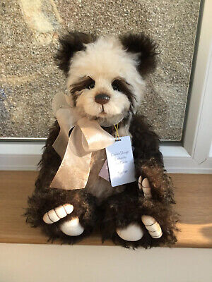 Charlie Bears Cookie Dough (Isabelle Collection) Mohair Bear  • 520£
