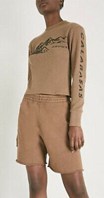 $ CDN660.53 • Buy Kanye West Yeezy Season 6 Crew Neck Thermal Calabasas Large New W/ Tags