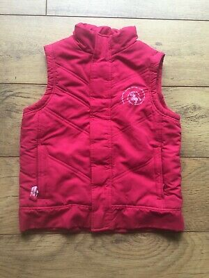 Cuddly Ponies Girls Gilet In Excellent Condition Size Child's 8, EU 128 • 5.99£
