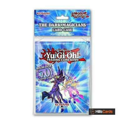 YuGiOh The Dark Magicians Deck Box Trading Card Case Holds 70 TCG Cards Storage • 7.90£