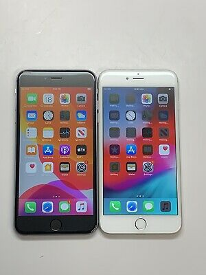 $ CDN250.44 • Buy Lot Of Apple IPhone 6s Plus A1634 32GB & 6 Plus A1522 16GB Tracfone Smartphones