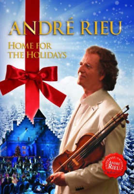 Rieu,andre-home For The Hol(dvd (us Import) Dvd New • 13.36£