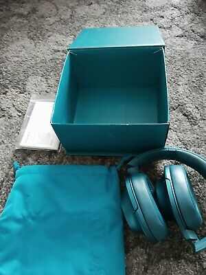 Sony Mdr-100a Green/blue Wired Over Ear Headphones • 45£