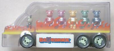$291.01 • Buy Product Tokio Be Rbrick Bearbrick Bus In Truck Type Case 10Th Anniversary Live
