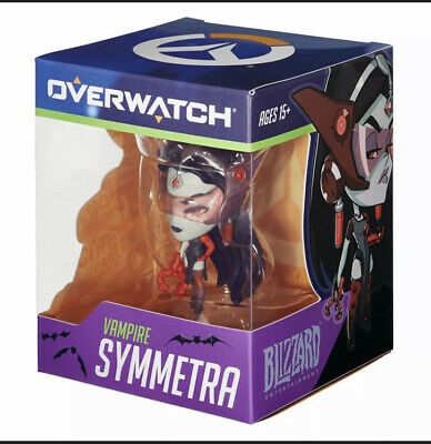 AU4.99 • Buy Cute But Deadly Halloween Vampire Symmetra Factory Sealed Never Opened Brand New