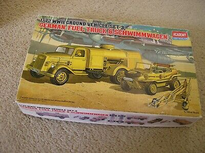 Opel Trucks 1/72 X 2 For Spares / Repairs ** See Description ** • 8.50£