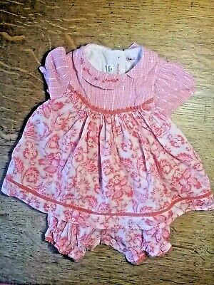 MARESE- Baby Girls Romper 0-1 Month, Great Condition • 2.50£