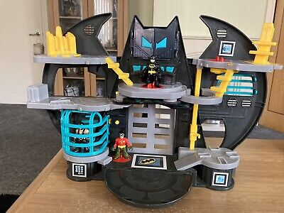 Imaginext Batman Bat Cave Playset • 14£