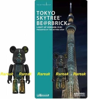 $50.99 • Buy Medicom Bearbrick 2012 Tokyo Skytree Tower Light Up Version 100% Be@rbrick
