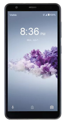 $89.99 • Buy FREE 30 Or 60 Day Unlimited Service (Visible) + ZTE Blade A3 Prime 32GB Warranty
