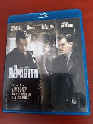 The Departed (Blu-ray, 2007) • 5.10£