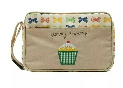 Brand New - Pink Lining Yummy Mummy Bows Changing Bag & Accessories • 10£