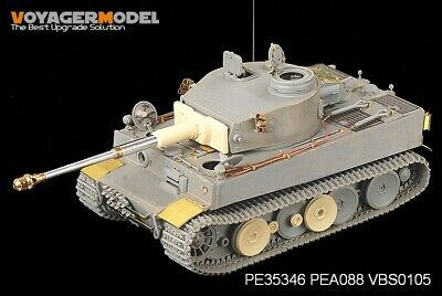PE For Ger. Tiger I Initial Production (For DRAGON ), 35346, 1:35, VOYAGERMODEL • 18.59£