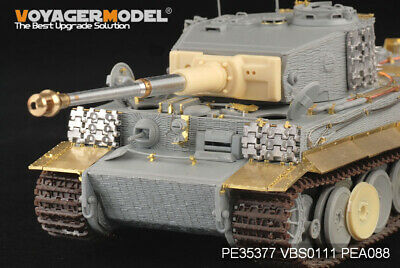 PE For Tiger I MID Production (For DRAGON 6660) , 35377, 1:35, VOYAGERMODEL • 23.79£