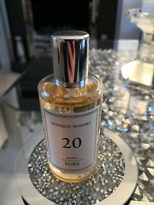 FM 20 Pure Collection Federico Mahora Perfume For Women 50ml UK • 12.99£