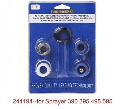 Pump Repair Kit For Graco 390 395 495 595 Graco Pro Airless (aftermarket) • 39.95£