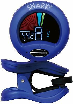 $ CDN14.68 • Buy Snark SN-1X Clip-on Guitar & Bass Chromatic Tuner! Blue SN1X, SN 1X