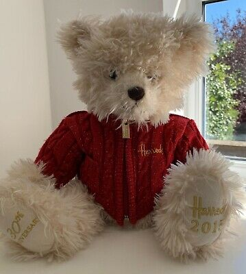 Harrods Teddy Bear 2015 30th Anniversary Perfect • 20£