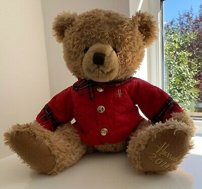 Harrods Teddy Bear 2014 Perfect • 20£